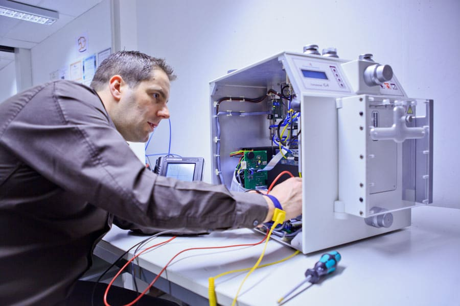 Service network | Europe-wide technical services for biomedical and laboratory devices | TIMANT